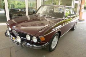 1971 BMW ALL MODELS 2500 E3