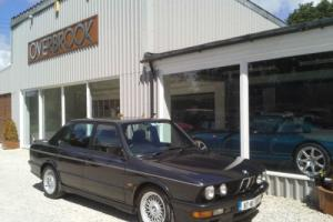 1987 BMW M535i 95,000 MILES MUST BE SEEN VERY RARE CAR