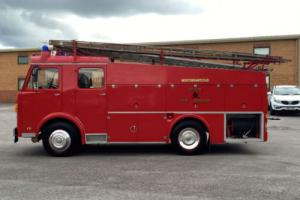 1978 DENNIS Series D Fire Engine