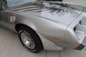 Pontiac : Trans Am 10th Anniversary Silver Leather