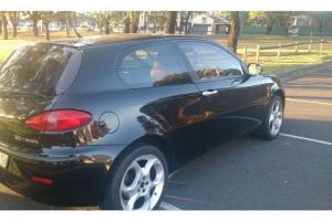 Alfa Romeo 147 2 0 Twin Spark 2003 3D Hatchback Manual 2L Multi Point in NSW