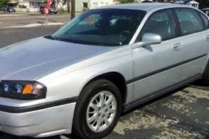 Chevrolet : Impala Four door sedan
