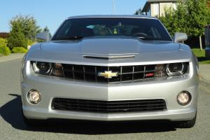 Chevrolet : Camaro SS / RS Coupe 2-Door