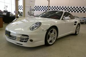 Porsche : 911 Turbo Coupe 2-Door