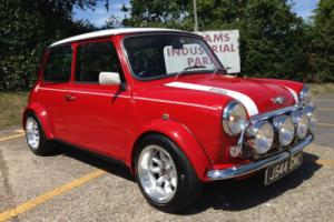 Classic Rover Mini Cooper. 1275cc. Rare low mileage carb version.