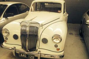 Daimler England 1957 in VIC