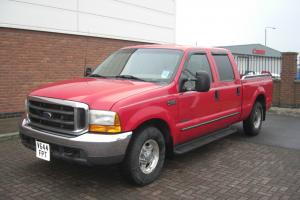 FORD F250 LARIAT PICK-UP DIESEL 2000