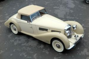 1948 Bentley MK VI Automatic Special Roadster B265CD Photo