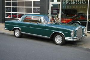 Mercedes-Benz W111 coupe 5.0 litre 1965 Photo