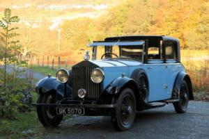 1931 Rolls-Royce 20/25 Windovers Sedanca de Ville GNS75 Photo
