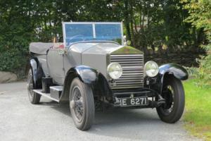 1926 Rolls-Royce 20hp Open Tourer GSK43