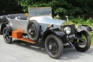 1920 Rolls-Royce Silver Ghost Open Tourer 75CW Photo