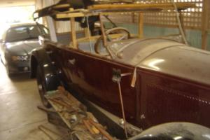 Buick 1928 Sports Tourer Master in SA