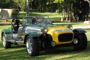 Caterham Super 7 2D Roadster 4 Speed Manual 1 6 Twin 40 Webbers in QLD Photo
