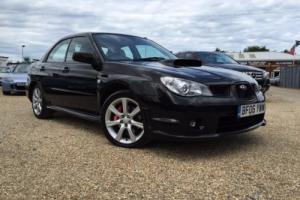2006 06 SUBARU IMPREZA 2.5 WRX TURBO 4D 227 BHP Photo