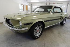 Ford : Mustang California Special
