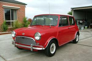 Mini 1970 Series 2 Cooper S in VIC