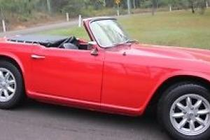 Fully Restored 1962 Triumph TR4 Great Condition Only 3 000 KMS