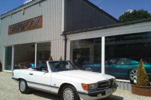 1987 Mercedes-Benz 420 SL 91,000 MILES WITH MERCEDES HISTORY WITH 21 SERVICES