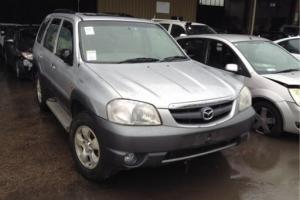 Mazda Tribute 2001 4D Wagon Automatic 3L Multi Point F INJ 5 Seats in QLD