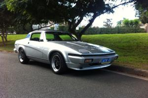 Triumph TR7 12A Turbo Rotary NOT Mazda NOT RX NOT Nissan in QLD Photo