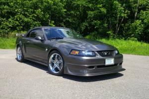 Ford : Mustang GT Steeda Q400