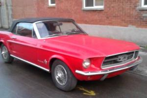 Ford : Mustang 2 doors