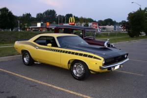 Plymouth : Barracuda AAR