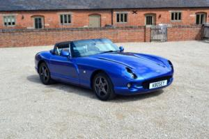 TVR CHIMAERA 4LTR 1993 COVERED ONLY 250 MLS SINNCE RESTORATION/UPGRADES COMPLETE