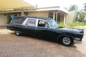 1968 Cadillac Superior Hearse in QLD