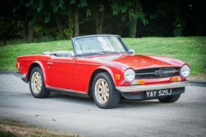 1971 Triumph TR6 PI Photo