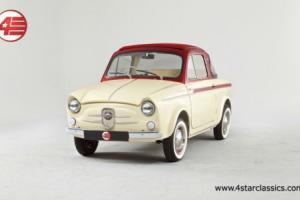 FOR SALE: Neckar Weinsberg 500 Coupe 1963 NSU Fiat