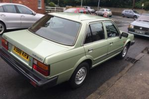 Triumph Acclaim SALOON GREEN METALLIC
