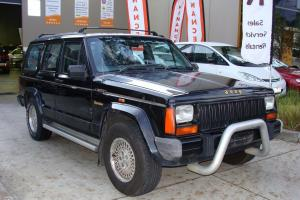 Jeep Cherokee Limited Petrol LPG NO Reserve in VIC