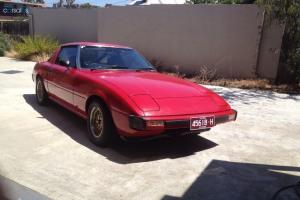 1980 Mazda RX7 13B SA22C Series 1 RWC Included NON Turbo 12A Drift Rotary in VIC