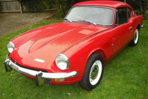 Triumph GT6 2.0 Coupe Photo