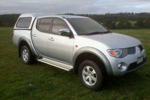 Mitsubishi Triton 2007 GLX R ML 4x4 in VIC