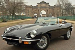 1969 Jaguar E-Type Series 2 Roadster - ORIGINAL UK CAR - 3 OWNERS - AMAZING CAR
