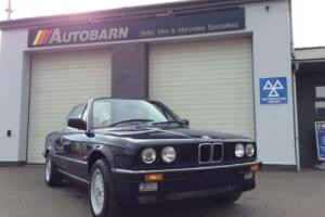 BMW 320i Convertible, 63,000 miles, one owner