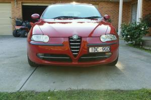 Alfa Romeo 147 Selespeed 2001 3D Hatchback Automatic 2L Multi Point in VIC