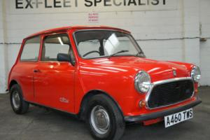 AUSTIN MINI CITY 1000 - TWO OWNERS AND JUST 29K MILES FROM NEW !!