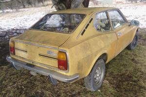 1978 Fiat 128SL Coupe Parts