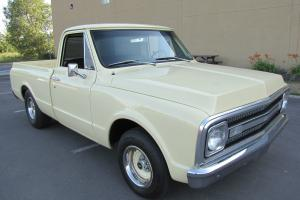 Chevrolet : C-10 Short Box - High Quality Frame Off Resto