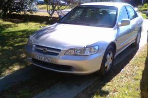 Honda Accord 1998 V6 12 Months Rego 146 000KS LOG Books Immaculate Condition in NSW