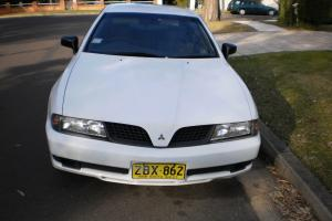 Mitsubishi Magna Executive 2001 4D Sedan Automatic LOW Kilometers 6 MTS Rego in NSW
