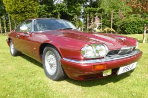 Jaguar XJS V12 Photo