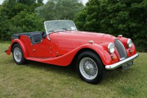 Morgan 4/4 1.6 4-seater