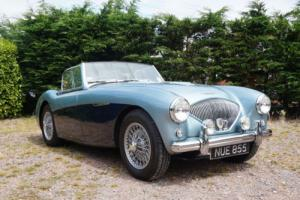 Austin Healey 100/4 Pre Production