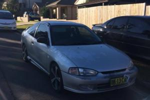 Mitsubishi Lancer GLI 1998 2D Coupe Manual 1 5L Multi Point F INJ Seats