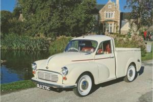 1965 Morris Minor Pick-up